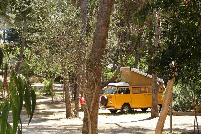 Campingplatz Giens STELLPLÄTZE CAMPINGPLATZ OLBIA